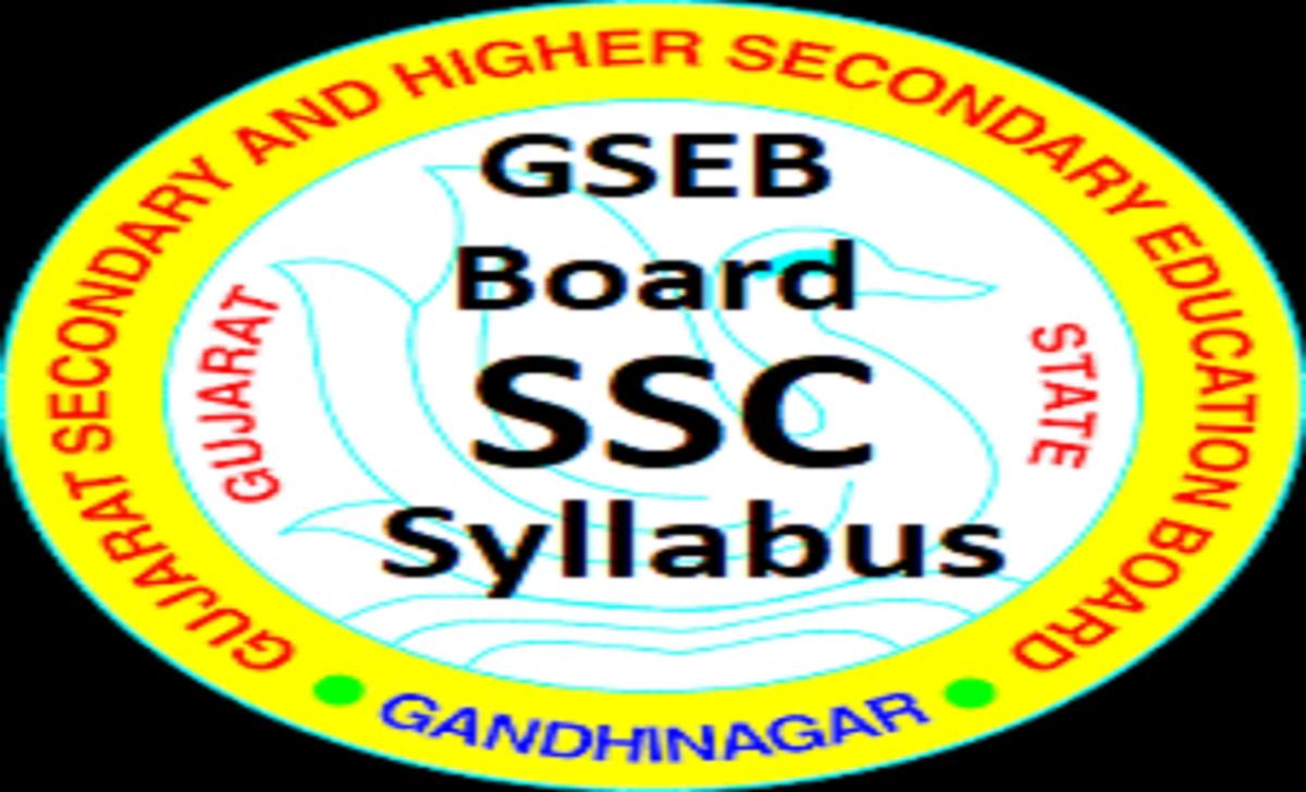 GSEB 10 STD Syllabus 2021 Gujarat 10th Books 2021 GSEB SSC Online Textbook 2021