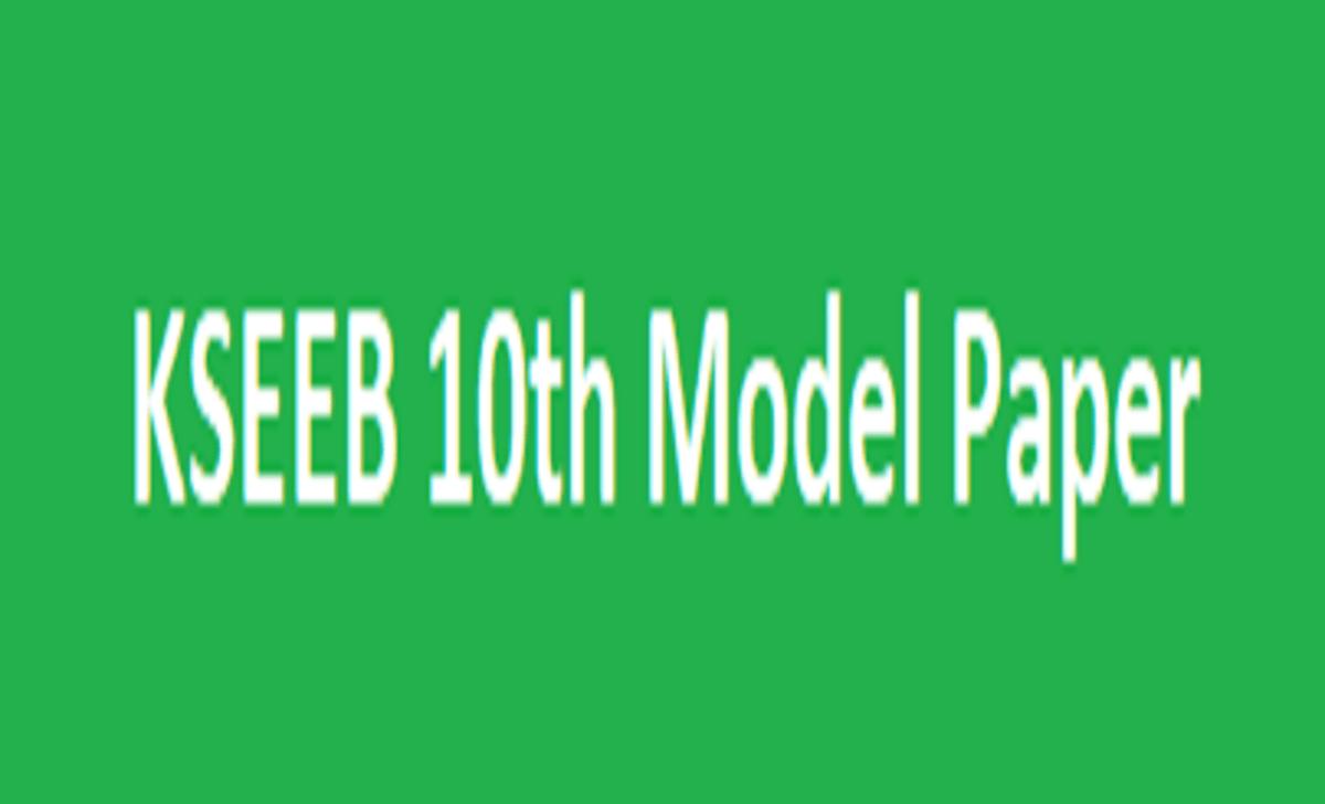 KSEEB 10th Model Paper 2021, KAR SSLC Blueprint 2021 Karnataka 10th Important Question 2021